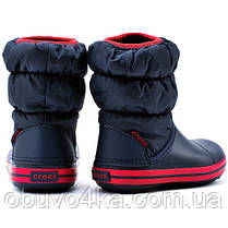Cапоги CROCS Kids Puff Boot  размер С10, фото 3