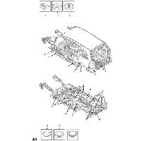 Пробка (заглушка) 8 MM OD сливная порога, днища, двери и боковой панели кузова наружная GM 0178037 0178032 90120284 2591033 OPEL AGILA-A ASTRA-G