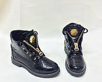 Ботинки женские осень/зима 2016 кожаные разные цвета AL0025
