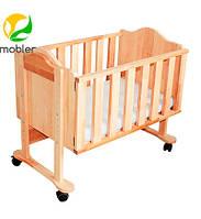 Приставная кроватка для новорожденных (Код:kp101), фото 1
