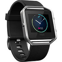 Fitbit Фитнес-трекер Fitbit Blaze Black Small (FB502SBKS-EU)