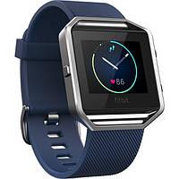 Fitbit Фитнес-трекер Fitbit Blaze Blue Large (FB502SBUL-EU)