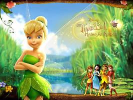 Tinker bell феи