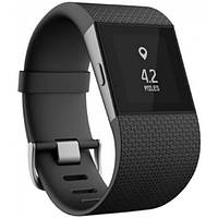 Fitbit Фитнес-трекер Fitbit Surge Black Small (FBSUBKS)
