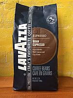 Lavazza Gran Espresso 1кг. Зерно