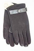 Мужские перчатки среднего размера