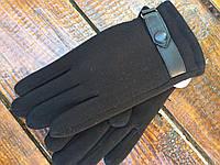 Мужские стрейчевые перчатки, фото 1