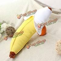 Моделирование банан 50см подушка плюшевые подушки декор для офиса
