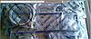 Комплект прокладок низа двигателя Cummins 4B, 4BT, 4BTA