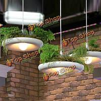 Алюминиевые висит небо сад droplight балкон зал горшечные растения лампа