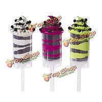 Торт мороженое толчок поп контейнеры