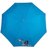 Складной зонт Airton Зонт женский полуавтомат AIRTON (АЭРТОН) Z3617-12