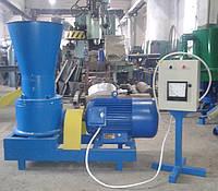 Гранулятор Артмаш для производства топливных пеллет 380 В, 22 кВт.