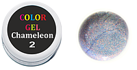 ГЕЛЬ-КРАСКА CHAMELEON №2 5 ML NAILS MOLEKULA DELUXE LINE