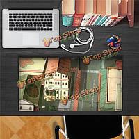 Улица аниме этикетка Пага 3-и стенные переводные картинки этикетки стола домашний стенной подарок обстановки рабочего стола