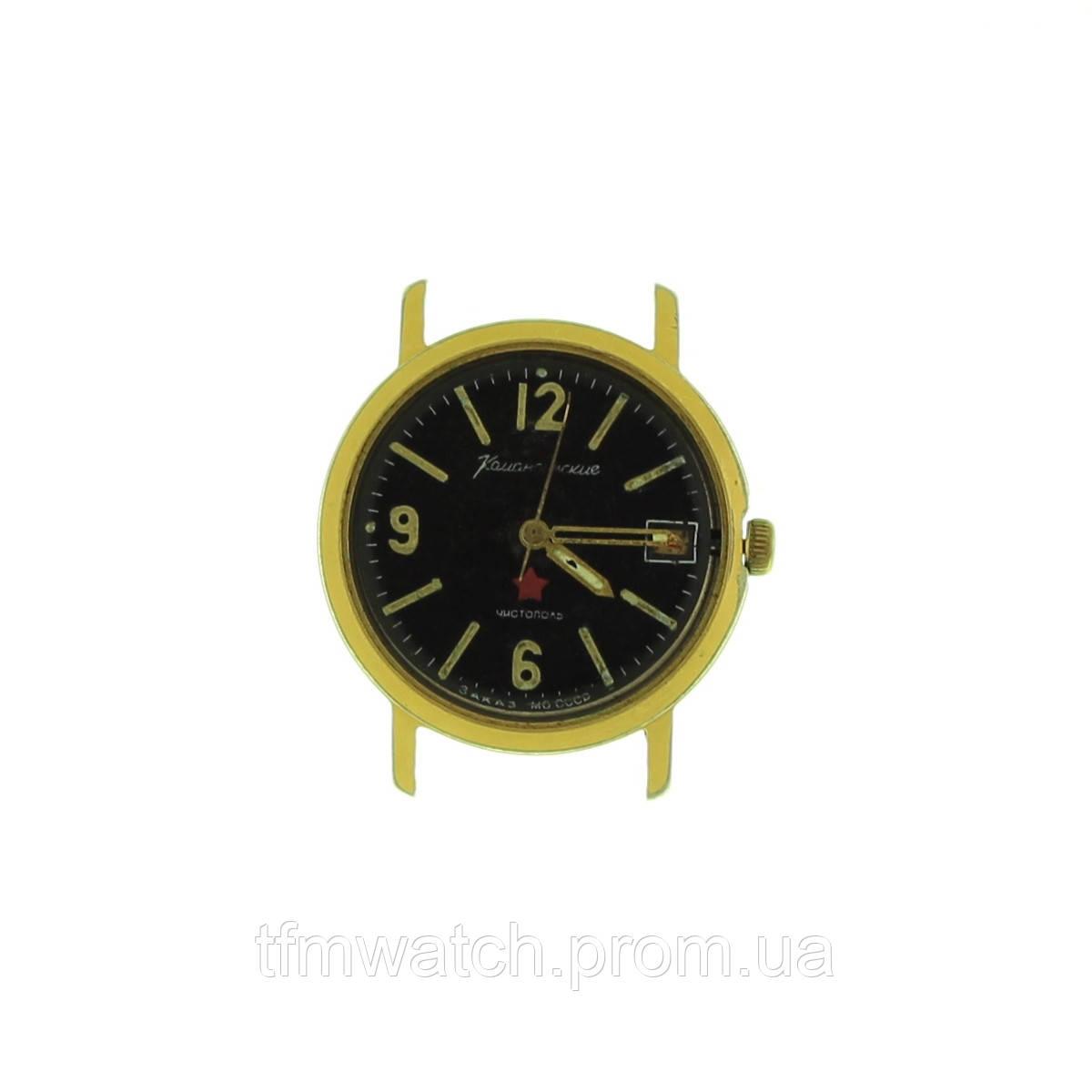 Восток командирские механические часы СССР