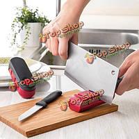 Кухонный нож точилка противоскользящим заточка камень бытовой инструмент кухни