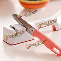 Двойной слот кухонный нож точилка заточка камень бытовые кухонные инструменты