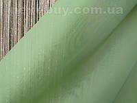 Тюль шифон зеленый