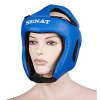 Шлем для карате Senat 1727-bl