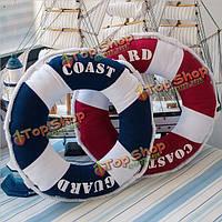 Спасательный круг декоративный текстильный 41 см