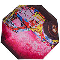 "Складной зонт Doppler Зонт женский автомат DOPPLER (ДОППЛЕР), коллекция ""Modern.ART"" (""Модерн.Арт"") DOP74615701"