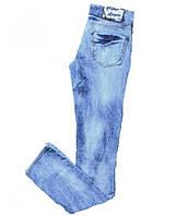 Джинсы  женские летние LEM голубые 26