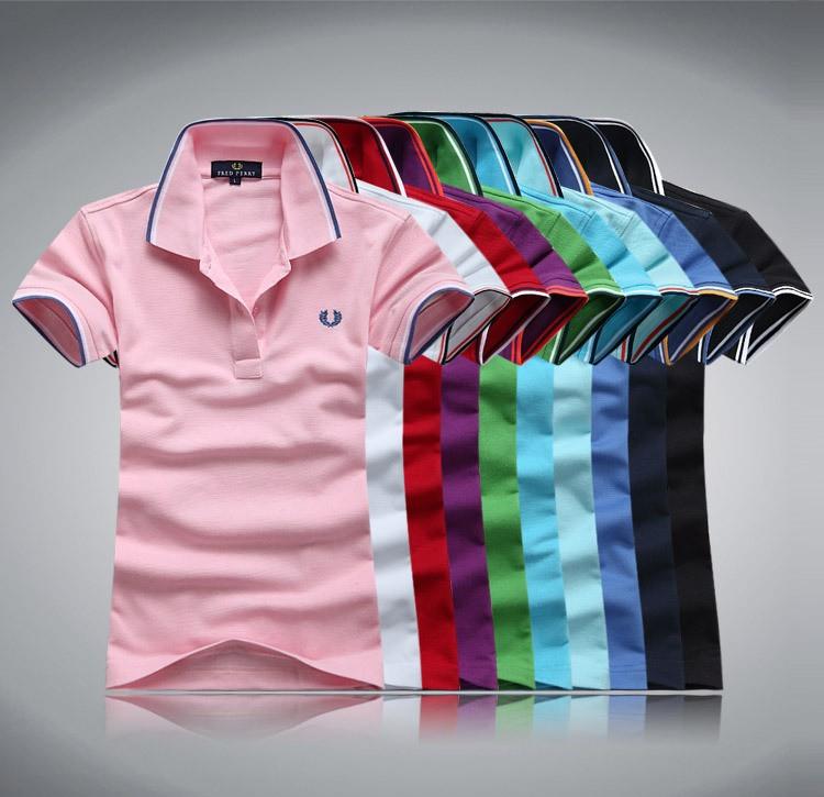f46bc7945e8de РАЗНЫЕ цвета Fred Perry original женское поло фред перри женская футболка  купить в Украине - Интернет