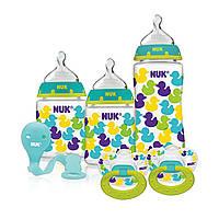 Подарочный набор для новорожденного, NUK, 12 предметов