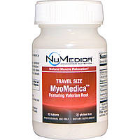 Numedica, MyoMedica, Featuring Valerian Root, Travel Size, 10 Tablets