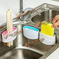 Уборщик щетки столовых приборов обманывает кухню скребка слива посуды уборщика ложки вилки хороший чистый помощник