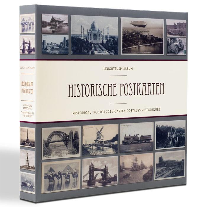 Альбом для 600 исторических карточек, открыток