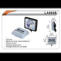Додаткові фари DLAA 886 BBL