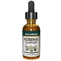 Поддержка надпочечников, Adrenal Supporth, NutraMedix, 30 мл.