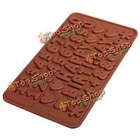 Торт маффин шоколад печенье количество выпечки силиконовая желе прессформы прессформы