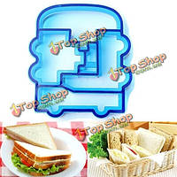 DIY Cake плесень выпечки хлеба тост сэндвич-машины для печенья, фото 1