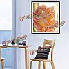 30x40см DIY романтический белочки живописи смолы rhinestone крест-стежком комплекты