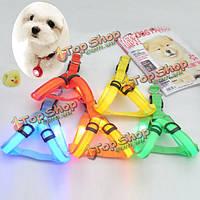 Животное собака LED жгута мигалку ночной безопасность, фото 1