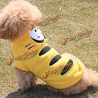 Зима кошка собака тигр костюмы хлопок щенок капюшоном животное одежды, фото 1