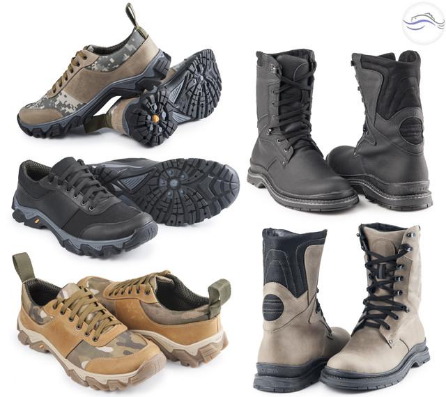 Элитная обувь для охоты, рыбалки и туризма