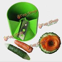 Творческий растительное слайсер резак фантазии огурец морковь инструмент резак фруктов кухня