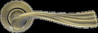 Дверная ручка на розетке Armadillo Laguna LD85-1WAB-11 матовая бронза