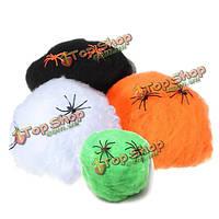 Хэллоуин Prop паутина паутина паутина растяжению украшения, фото 1