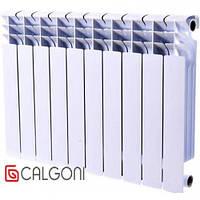 Алюминиевый радиатор отопления CALGONI ALPA Pro 500/96 (Италия).