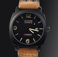 Кварцевые часы Curren (brown)