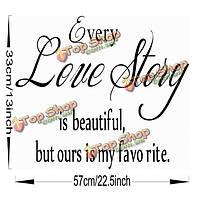 Английские пословицы стены стикеры стены стикеры история любви