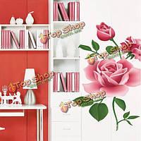 Съемный стикер стены винила Роуз дому наклейка наклейки, фото 1