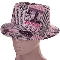 Шляпа мужская KENT & AVER (КЕНТ ЭНД АВЕР) KEN1004-1