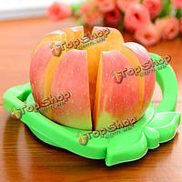 Большое яблоко многокамерного среза делителя лезвие резак фруктов резак