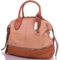 Женская сумка из качественного кожезаменителя GUSSACI (ГУССАЧИ) TUGUS13D044-3-12